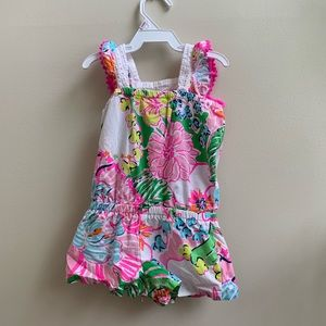 Lilly Pulitzer for Target One Pieces - Lilly Pulitzer 12m girls Romper